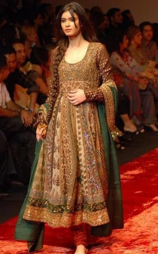 Umbrella Frocks Designs & Styles Latest Collection 2016-2017 (5)