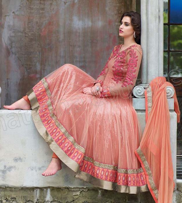Umbrella Frocks Designs & Styles Latest Collection 2016-2017 (6)