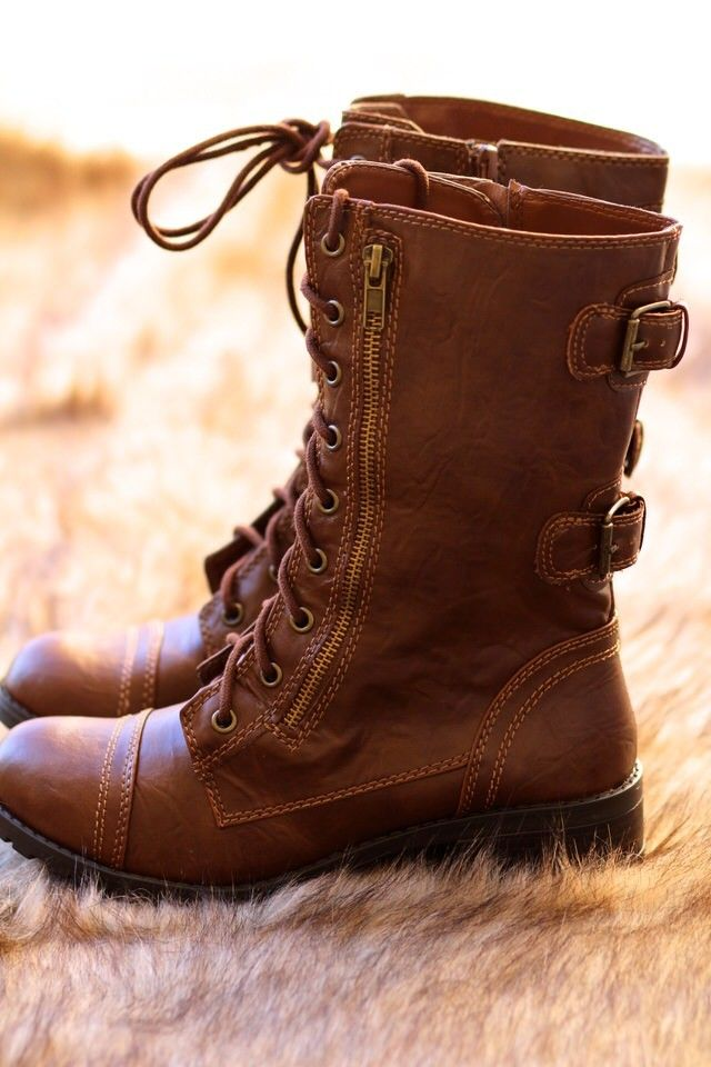 Combat boots- winter fashion trends 2016 (2)