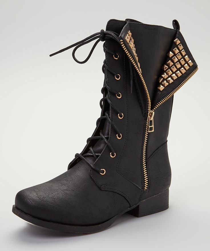 Combat boots- winter fashion trends 2016 (3)