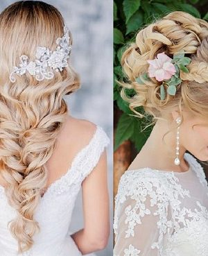 20 Best Bridal Braided Hairstyles for Wedding Brides to Choose