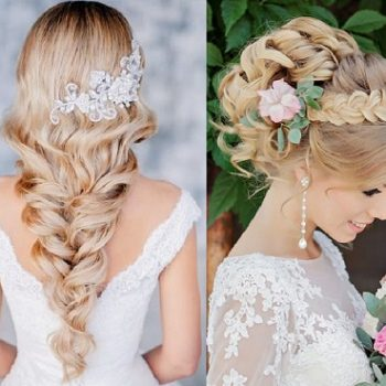 Bridal Braid Hairstyles 2019 Trends for Long & Short Hairs