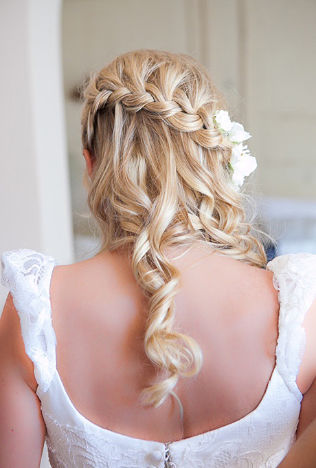 9- WATERFALL BRAIDS