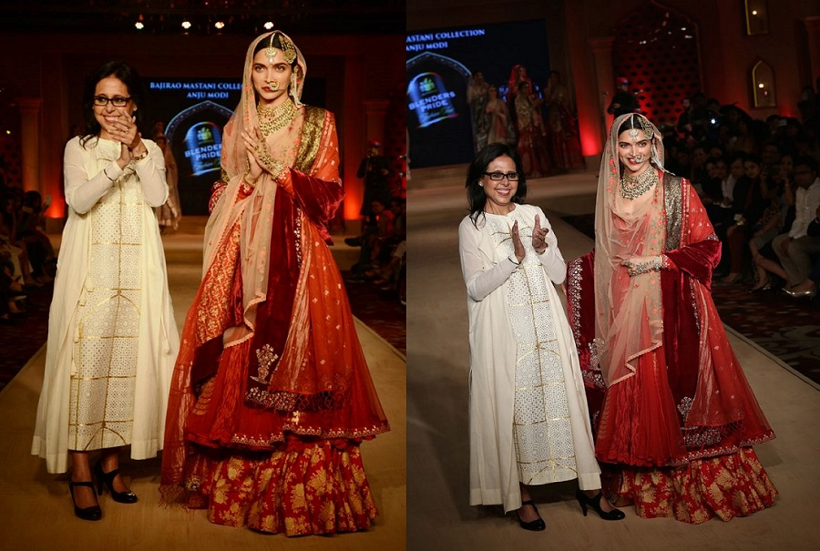 Bajirao Collection by Anju Modi (2)