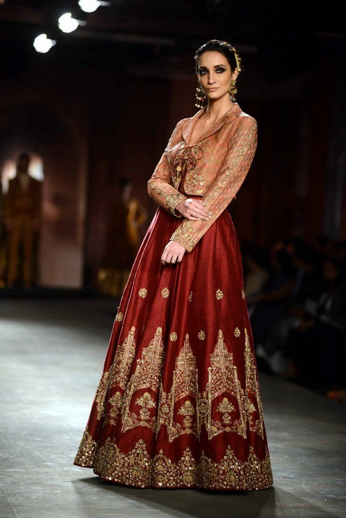 Ghaghra Choli with jacket Blouse
