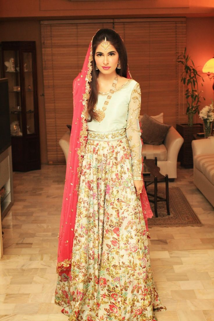 Indian pakistani ghagra lehenga choli designs collection for Latest fashion dresses for weddings