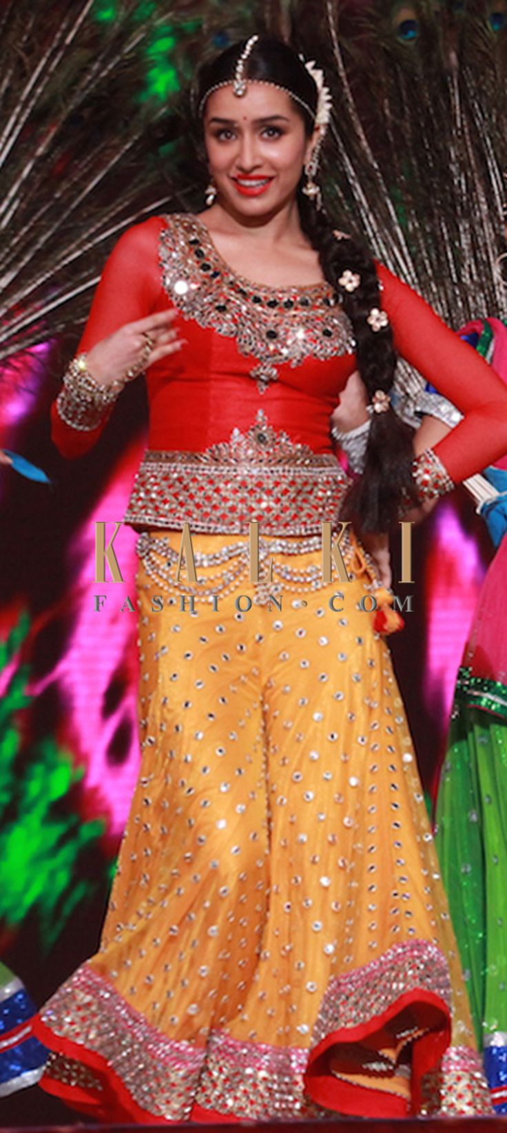 Indian Ghagra Choli Designs Collection 2016-2017 (2)