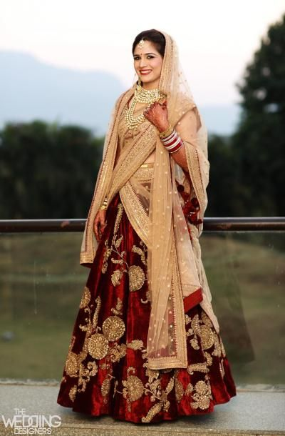 Indian Ghagra Choli Designs Collection 2016-2017 (5)