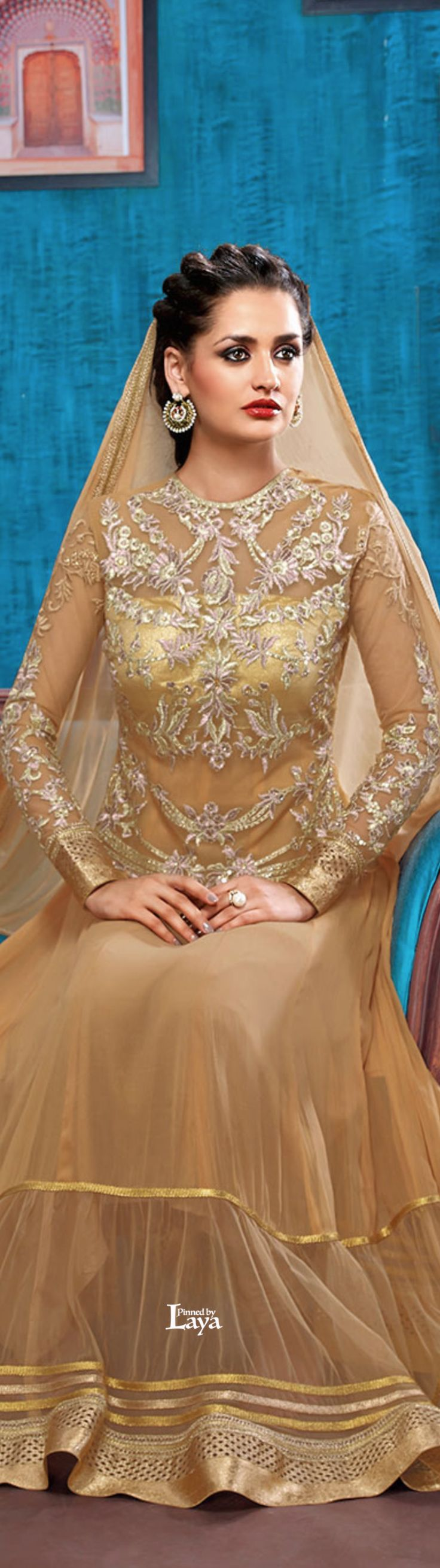 Indian Ghagra Choli Designs Collection 2016-2017 (6)