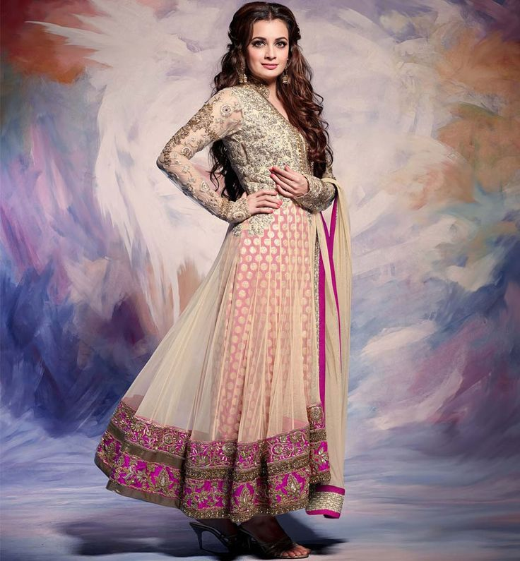 Latest Anarkali Suits & Dresses Designs 2016-2017 Collection (12)