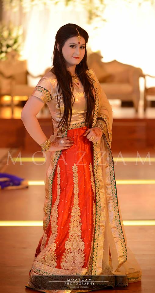 Latest Pakistani Ghagra Choli Dresses Collection 2016-2017 (11)