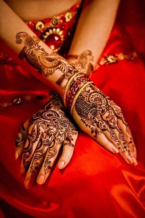 Turkish Mehndi Designs & Style Trends Collection 2016-2017 (12)