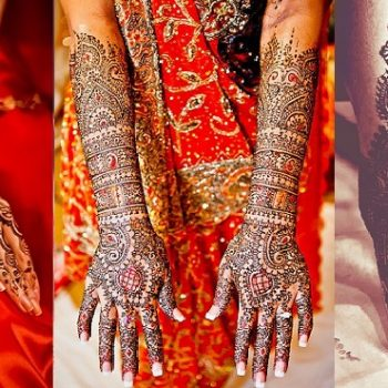 Turkish Mehndi Designs & Style Trends Collection 2020-2021