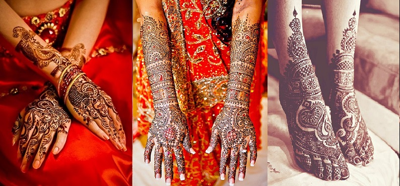 Turkish Mehndi Designs & Style Trends Collection 2016-2017