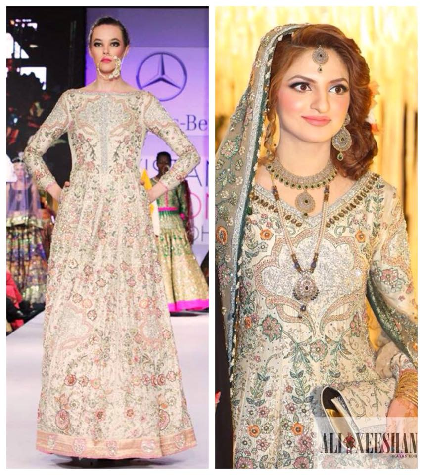 Ali Xeeshan Latest Bridal Wedding Dresses Collection 2016-2017 (16)