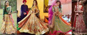 Ali Xeeshan Latest Bridal Dresses Latest Wedding Collection 2019-2020