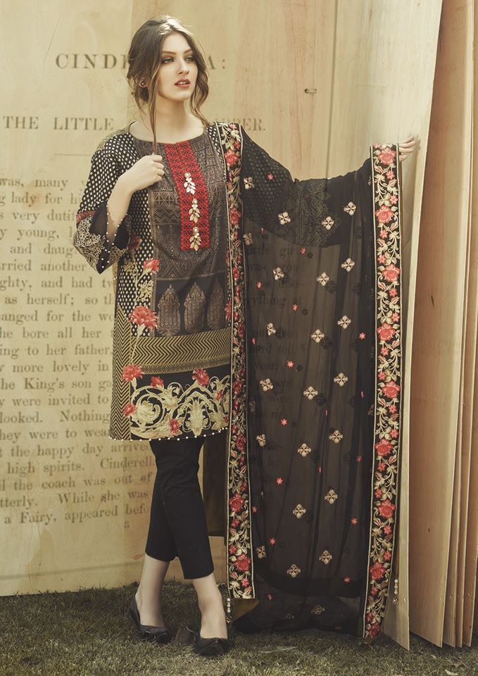 Alkaram 3 piece exclusive Summer Lawn Designs- (10)