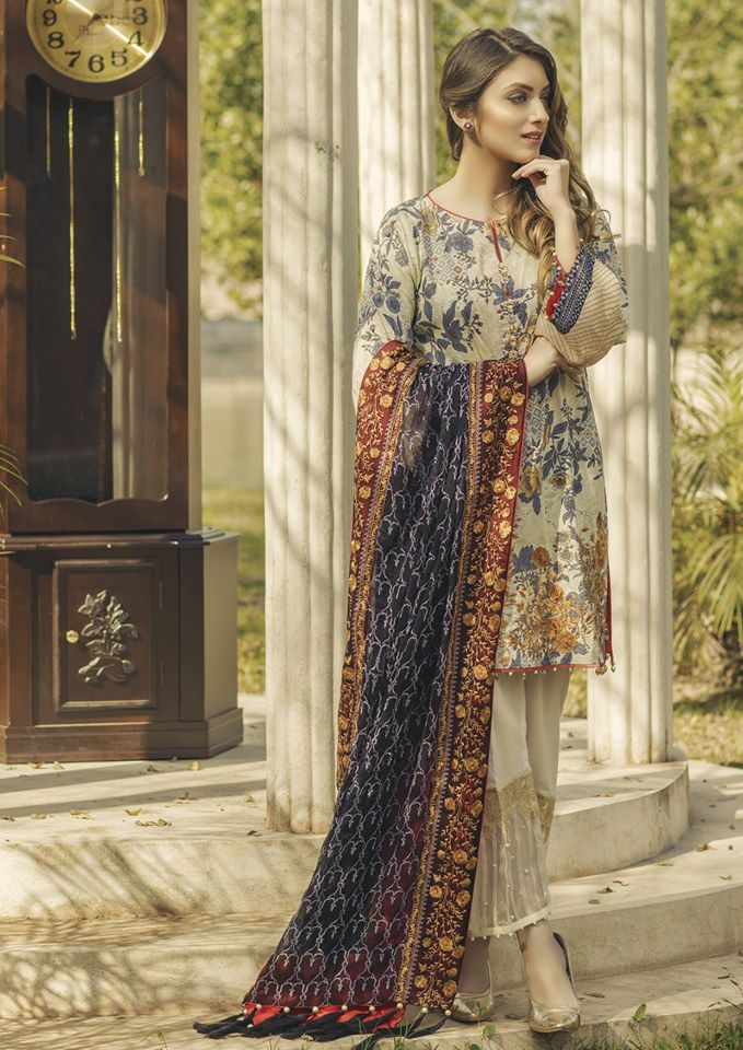 alkaram summer lawn designs latest suits collection 20172018