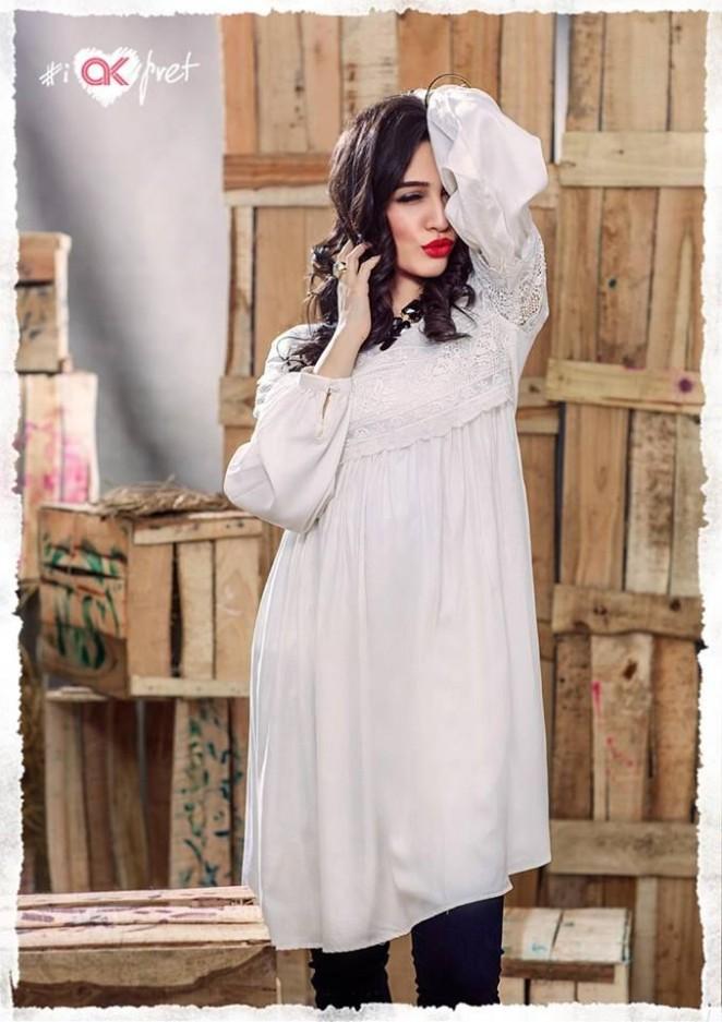 Latest Women Summer Pret Dresses Collection 2016 2017