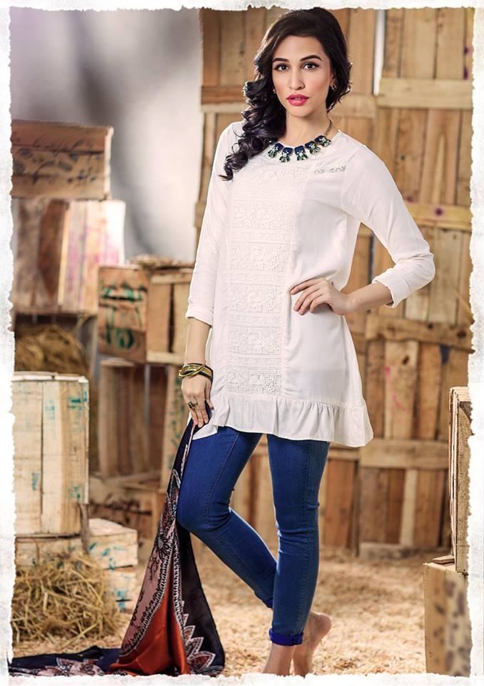 latest women summer pret dresses collection 20162017