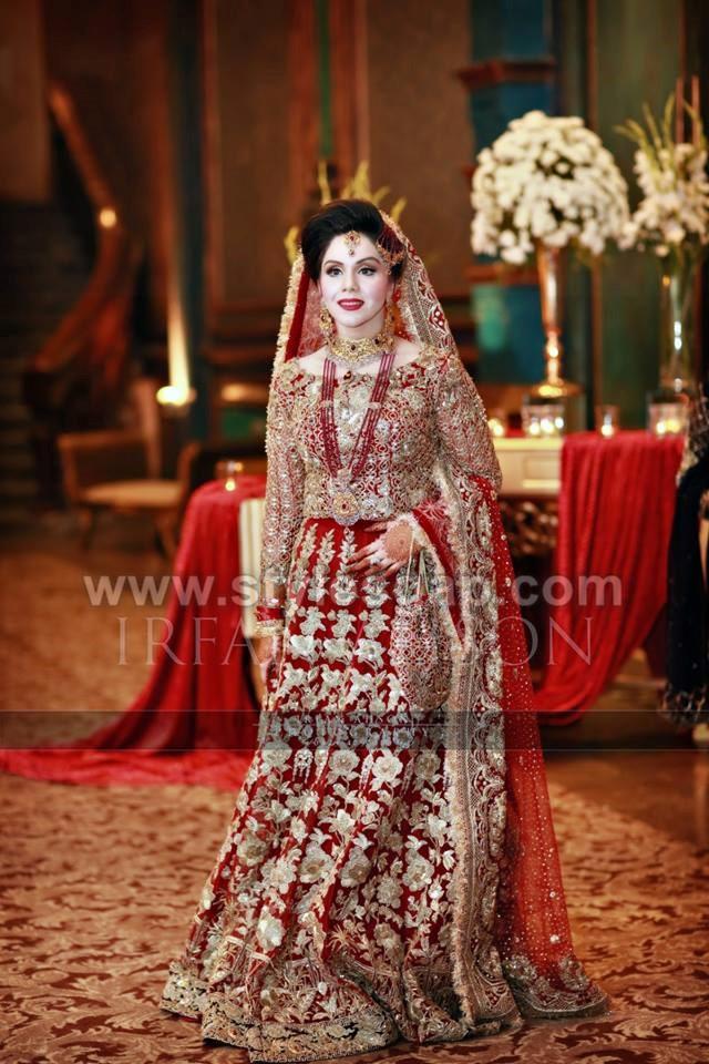 fdc061dba0d Best Bridal Barat Dresses Designs Collection 2019-20 for Wedding Brides