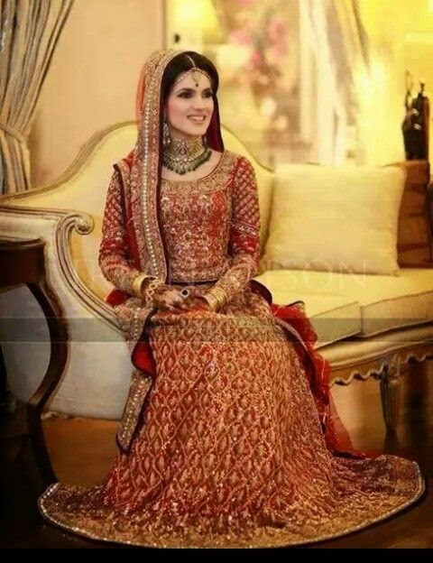 Bridal Barat Wedding Dresses Trends 2016-2017 Collection (1)