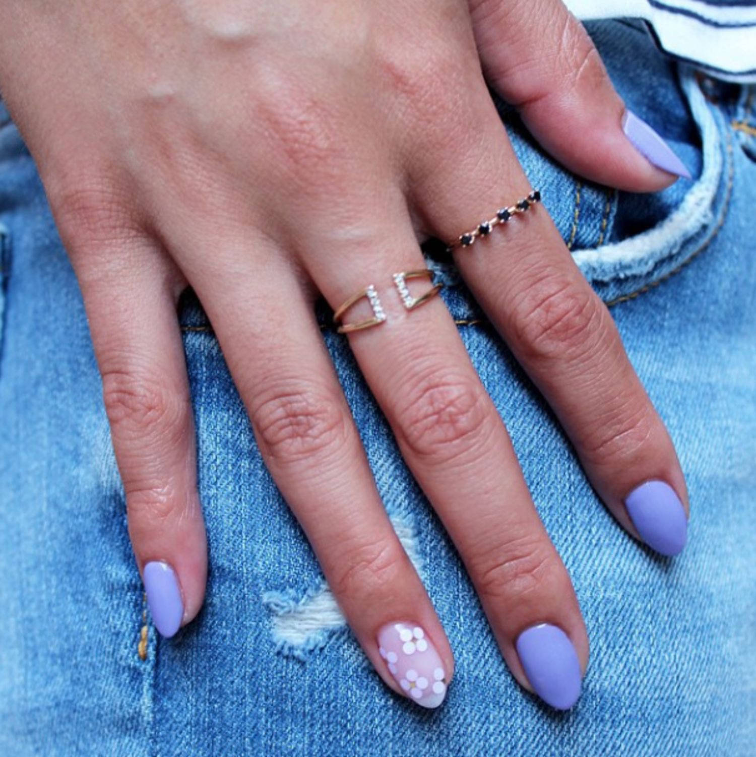 Top 10 Best Spring Summer Nail Art Colors Trends 2018-2019