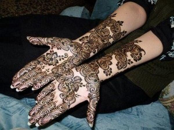 Mehndi Designs For Hands New Updates : Latest arabic mehndi designs collection  for hands feet