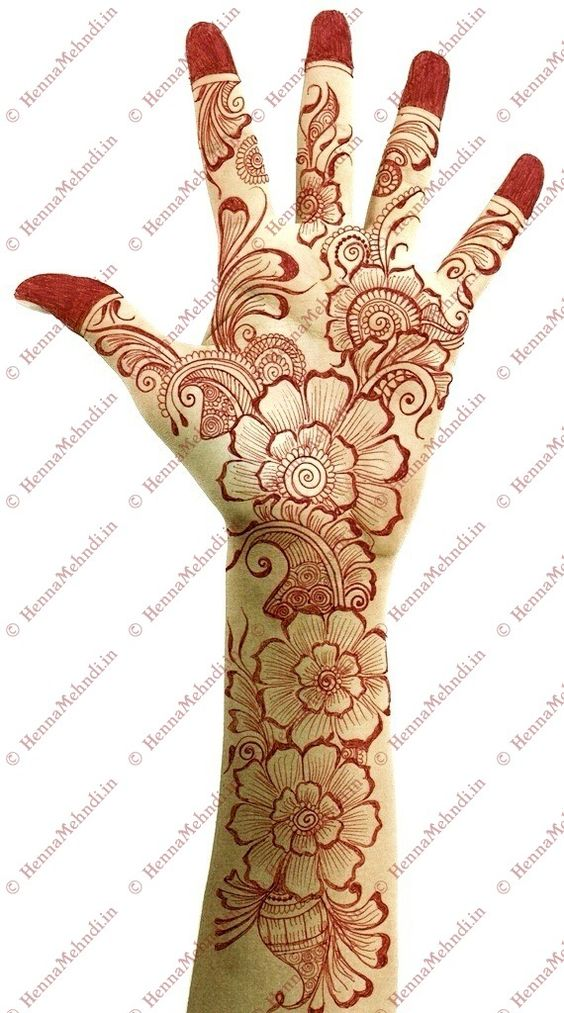 Mehndi Designs New Models : Book of arabic mehndi design new style in india
