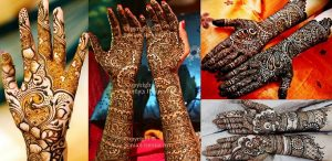 Latest Arabic Mehndi Designs Collection 2018-2019 for Hands Feet