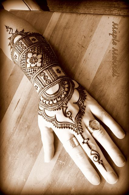 Latest Arabic Heena Mehndi Designs Collection 2016-2017 (9)