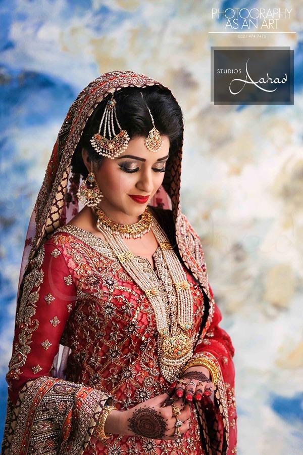 Latest Bridal Barat Wedding Dresses Trends 2016-2017 Collection (1)