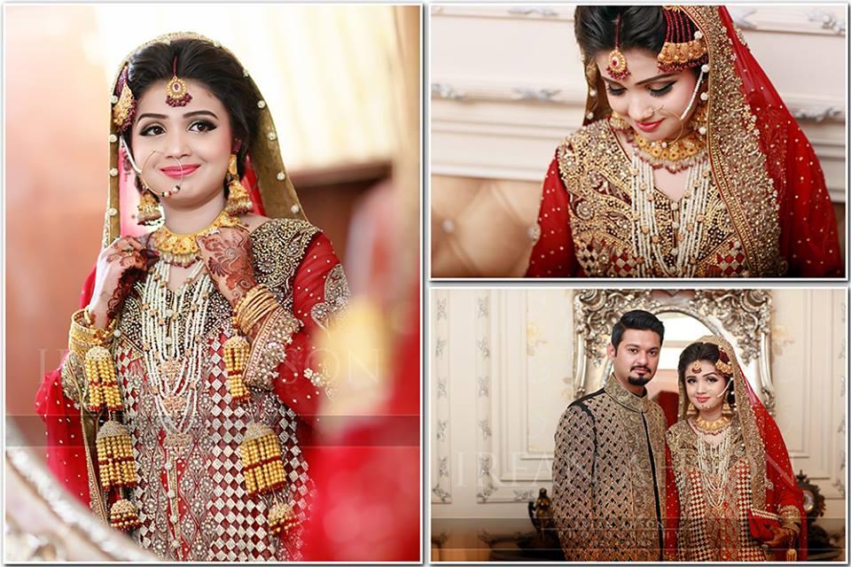 Latest Bridal Barat Wedding Dresses Trends 2016-2017 Collection (14)
