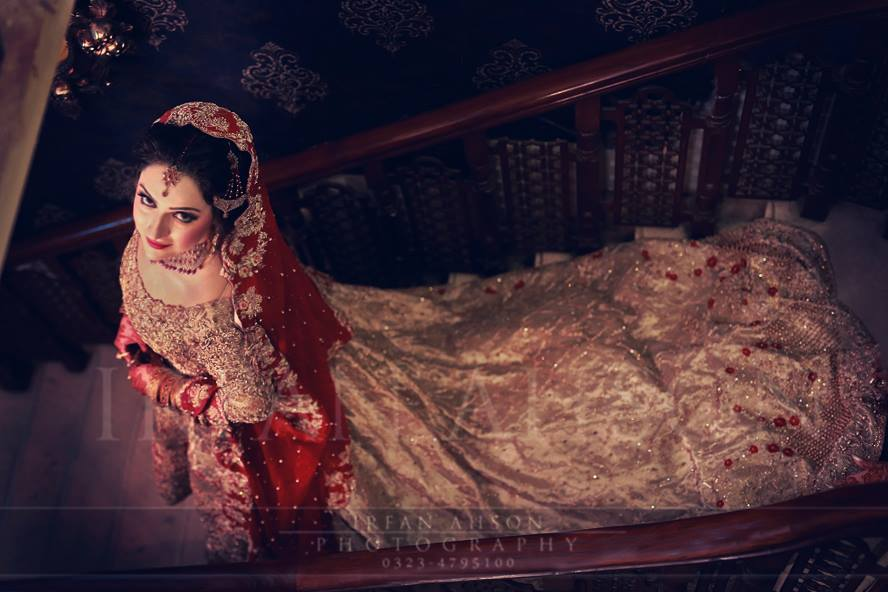 Latest Bridal Barat Wedding Dresses Trends 2016-2017 Collection (15)