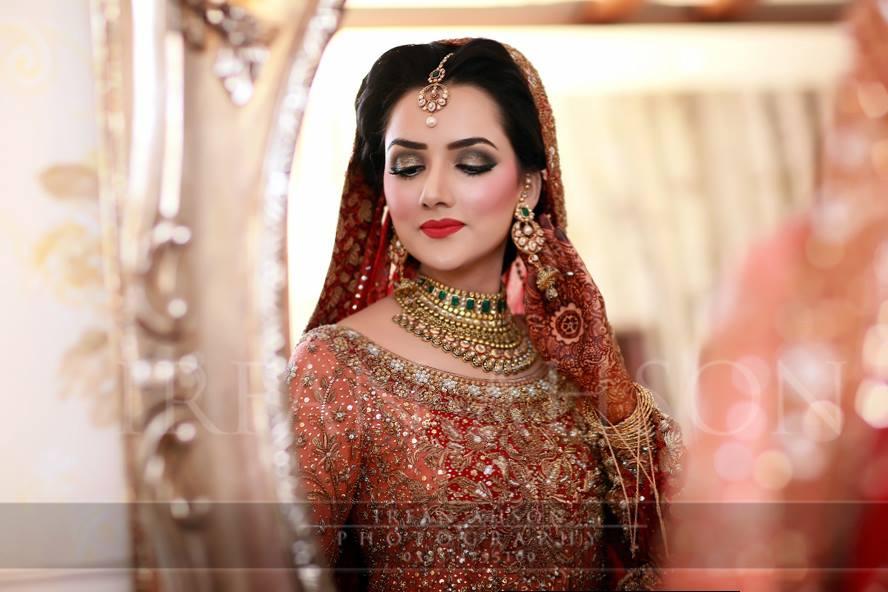 Latest Bridal Barat Wedding Dresses Trends 2016-2017 Collection (17)