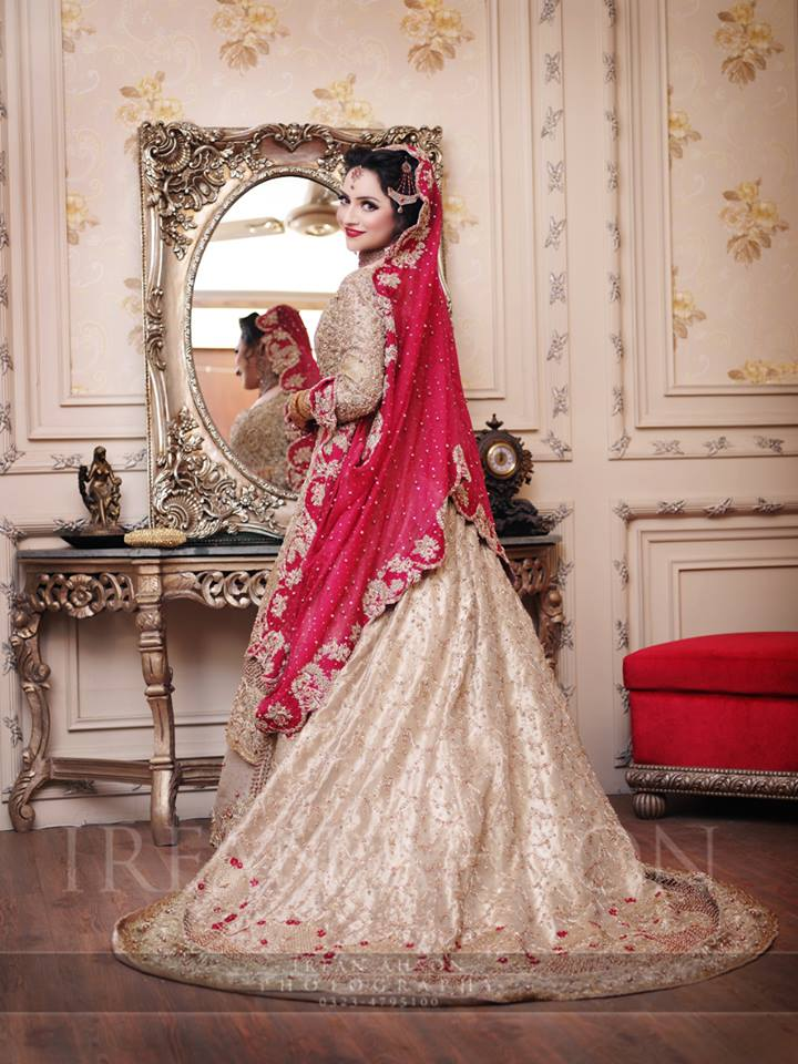Latest Bridal Barat Wedding Dresses Trends 2016-2017 Collection (20)