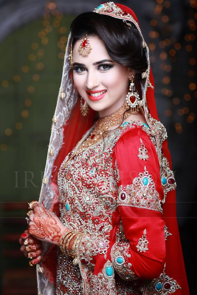 Latest Bridal Barat Wedding Dresses Trends 2016-2017 Collection (21)