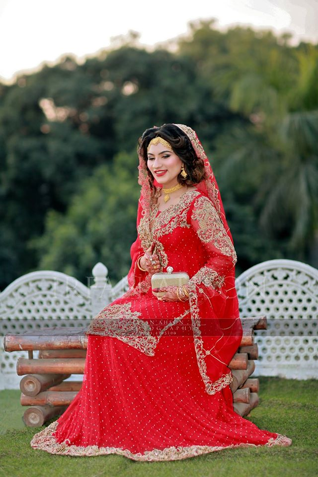 Latest Bridal Barat Wedding Dresses Trends 2016-2017 Collection (22)