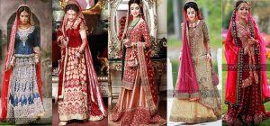 Best Bridal Barat Dresses Designs Collection 2016-2017