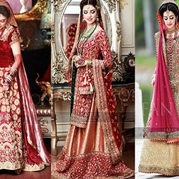 Best Bridal Barat Dresses Designs Collection 2020-2021 for Weddings