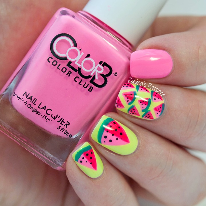Nails Summer 2016: Latest Summer Nail Art Designs & Trends Collection 2019-2020