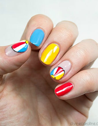 Latest Summer Nail Art Designs & Trends Collection 2016-2017 (8)
