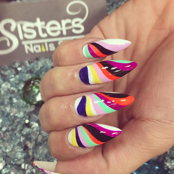 Latest Summer Nail Art Designs & Trends Collection 2016-2017 (9)