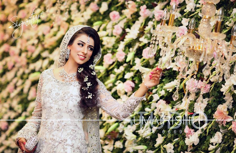 41206b577d Latest Walima Dresses Designs & Trends Collection 2016-2017 (18 ...