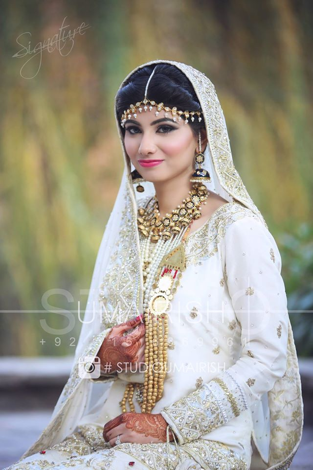 Latest Walima Dresses Designs & Trends Collection 2016-2017 (22)