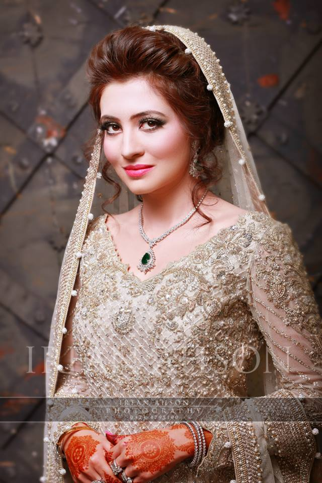 Latest walima dresses designs trends collection 2017 2018 for Current wedding dress trends