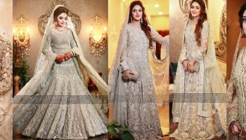 Latest Walima Dresses Designs & Trends Collection 2016-2017