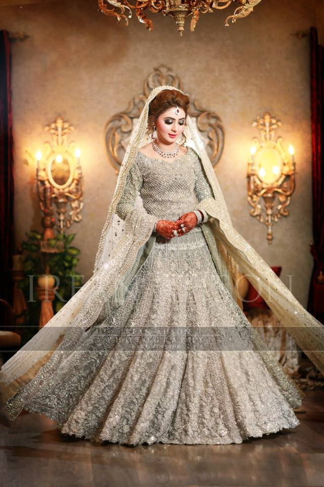 Latest Walima Dresses Designs & Trends Collection 2018-2019