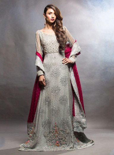 Zainab Chottani Luxury Pret Formal Dresses 2018 2019