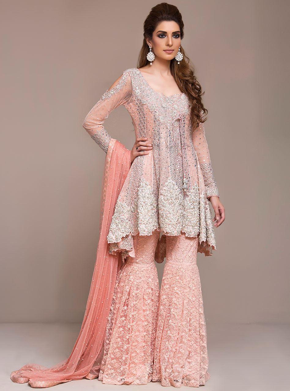 Fashion week Formal latest dresses for girls